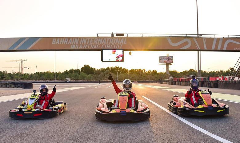 Bahrain International Karting Circuit relaunches