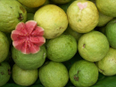 Cath's guava crumble: Slice guavas and add a little brown sugar and crumble topping (self-raising flour, sugar, butter and rolled oats). Bake in moderate-temperature oven for around half an hour until the topping is light golden brown. Great served warm with ice cream, cream or custard.