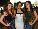 Shereen Salak, Aarti Mohan and Rania Ali