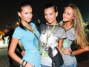 Daryna Shevchenko, Tatjiana Braginets and Katrina Shevchenko