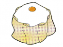 Siu MaiThese 'open' dumplings, designed to represent an abundant and overflowing basket, come with a dense minced chicken centre, a hint of juicy prawn and a tiny orange garnish: crab roe if it's a posh place, or a piece of carrot at the cheaper end.