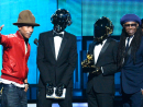 Pop/duo group performance: 'Get Lucky' – Daft Punk with Pharrell and Nile Rodgers
