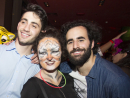 Bourke, Abaz, Aoife and Ammar