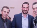 Ernesto, Alessio and Giuseppe
