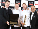 Best Bar Food winner: Blue Moon Lounge, Four Seasons Bahrain BayHighly commended: Polo Gastropub, The Palace BoutiqueHighly commended: Tapas Bar & Restaurant, Sofitel