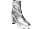 """BD61.5Steve MaddenWe're loving these on-trend silver boots and swinging '70s throwback. They just scream """"disco"""", so grab a pair, find a mirrorball and hit the dancefloor and party like it's 1977. Various locations including City Centre Bahrain, Seef (17 179 380)."""