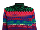 BD124McQ Alexander McqueenThis stylish Christmas jumper can be worn during other seasons, too, provided your cheery mode is always switched on. www.stylebop.com.