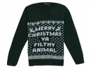 BD5.5BoohooChannel your inner Kevin from Home Alone and walk into the next Christmas party with this simple but effective jumper. Oh, and a Happy New Year, too! www.boohoo.com.