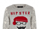 BD16River IslandIf your Christmas includes chai lattes and quinoa salads, then this jumper is dedicated to you. We bet this hipster Santa would like to join you for a cold-pressed juice from Al Riwaq Café. Various locations including City Centre Bahrain (17 110 370).