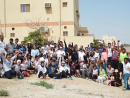 More than 1,700 volunteers collected rubbish from beaches across Bahrain as part of World Clean Up Day.Environmentalists picked up 10,273.5 kg of waste – including 1,563.5 kg of plastic which otherwise would have ended up polluting our oceans.Organised by Clean Up Bahrain, participants tackled discarded waste on 12 different beaches beaches including Karranah, Juffair and Nurana.The clean was carried out between 4pm and 6pm on Saturday, with people signing up using the One Percent app.