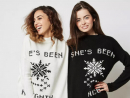 NamshiNamshi is the Middle East's answer to ASOS, so expect many of the same brands (with cheaper shipping fees). The naughty-or-nice couple's jumper (BHD18.52) will go down smashingly at parties… until you get sick of each other.