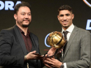 Best Young Arab Player of the Year: Achraf Hakimi