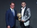 Kooora - Best Arab Player Award: Abderazak Hamdallah ( Al-Nassr FC. Saudi Arabia )