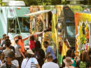Grab some grub at a food truck festival We love a good food truck festival, and there's one headed to Zallaq's Gravity Village this weekend. There'll be 16 food vendors, plus live entertainment including a Spanish street drummer.Free. Thu Jan 23-Sat Jan 25 4pm-11pm. Gravity Village, Zallaq (1748 4811).