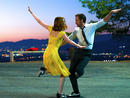 La La Land (2016)Director: Damien ChazelleCast: Ryan Gosling, Emma StoneWhat could be more feel-good than a musical that pays homage to the classic movie musicals of Hollywood? While not completely free from fraught romance and moments of melancholy, it captures the go-getter spirit of LA and the wonder of those old-fashioned big musical numbers, while telling a story about going out and achieving your dream.
