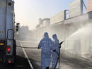 Bahrain's disinfection programme begins