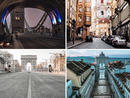 Be wowed by these photographs of the world's biggest tourist hotspots Unless you head to a tourist hotspot at 4am, or during bad weather, there's a good job it's going to be chock-a-block with people. But with many countries under lockdown, and others encouraging people to stay home, there are plenty of empty cities. We've rounded up some of our favourite pictures of empty cities around the world here.