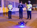 Bahrain launches drone to promote traffic safety