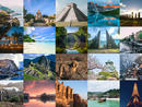 Travel plans may have been put on hold for the time being but that doesn't mean we can't dream about our next getaway, right?