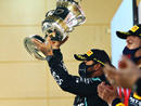 Lewis Hamilton wins Bahrain Grand Prix 2020