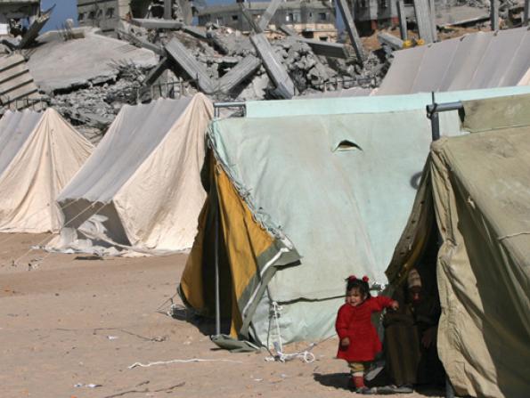 Bahrain's Gaza efforts