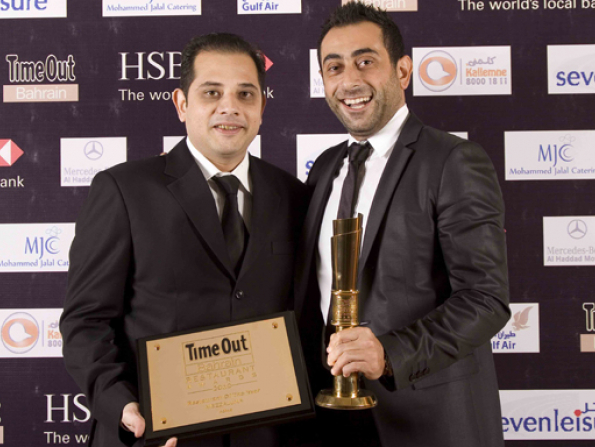 Restaurant Awards: Winners