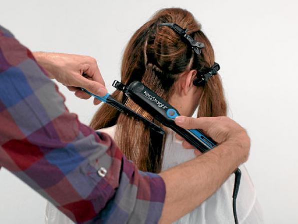 Frizz-free hair in Bahrain
