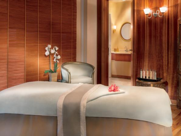 Ritz-Carlton Bahrain spa tested