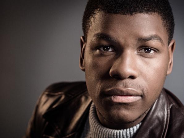 John Boyega interview for Star Wars: The Force Awakens