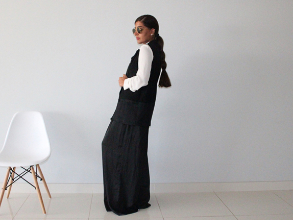 Quit your job, become a stylist and creative consultant