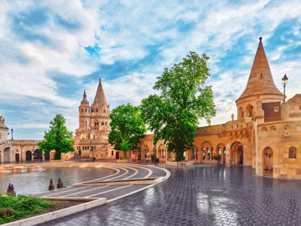 Visit Budapest for an exciting and fast-paced citybreak