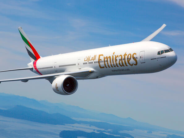 Dubai's Emirates Airlines now taking bookings for flights to Bahrain