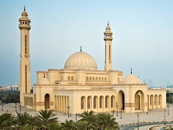 Eid al-Fitr prayers to be broadcast from Bahrain's Al Fateh Grand Mosque