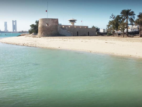 Bridge linking Bu Maher Fort and Bahrain Pearling Path to open this year