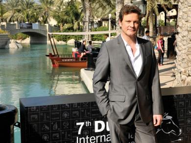 Colin Firth interview