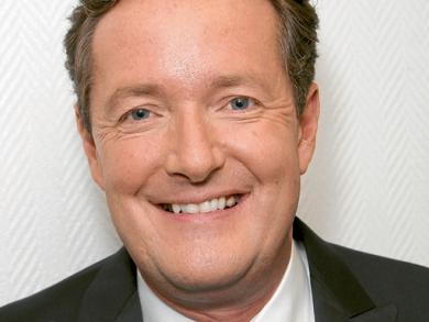 Piers Morgan interview