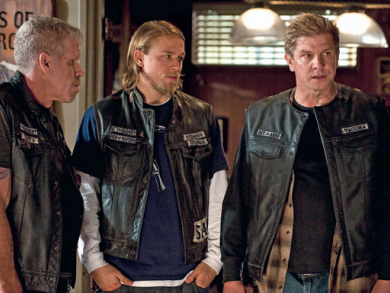 Sons of Anarchy on OSN