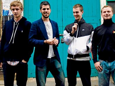 Portico Quartet Album review