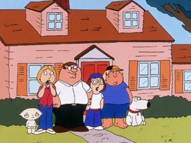 Family Guy on OSN