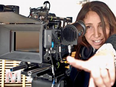 Wadjda director Haifaa Al Mansour interview