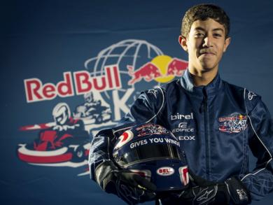 Hotseat: Red Bull racer