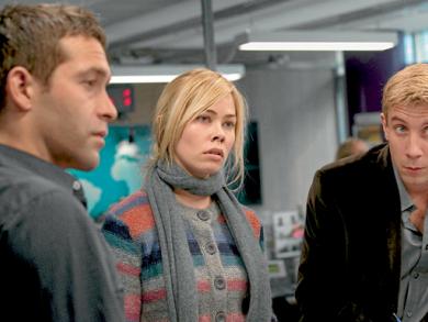 Danish crime thriller Borgen