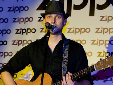 Zippo Encore Arabia awards gig