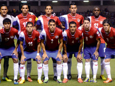 Group D: Costa Rica