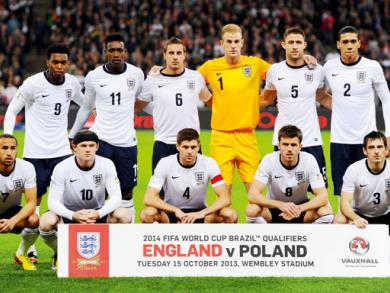 Group D: England