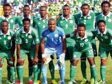 Group F: Nigeria