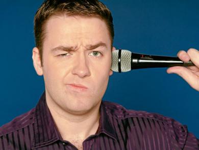 Jason Manford's ten favourite comedians