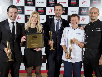 Time Out Bahrain Restaurant Awards 2014