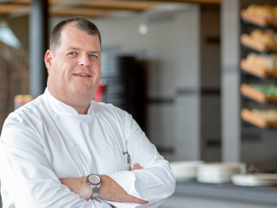 Interview: Art Rotana Bahrain's Chef Darren Andow