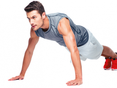 How to get fit without leaving your living room